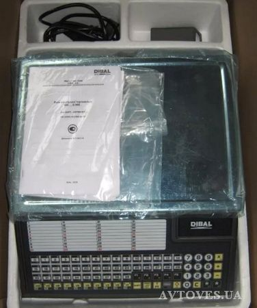 Весы Dibal W025T ALPHA